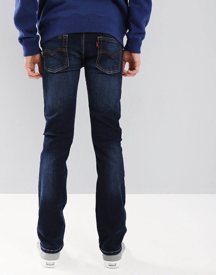 Levi's Kids 511 Slim Fit Jeans  Indigo