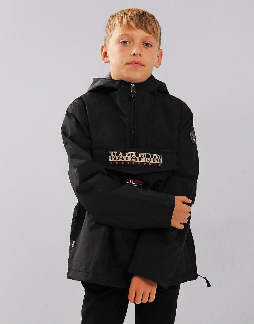 Napapijri Kids Rainforest Winter Jacket Black