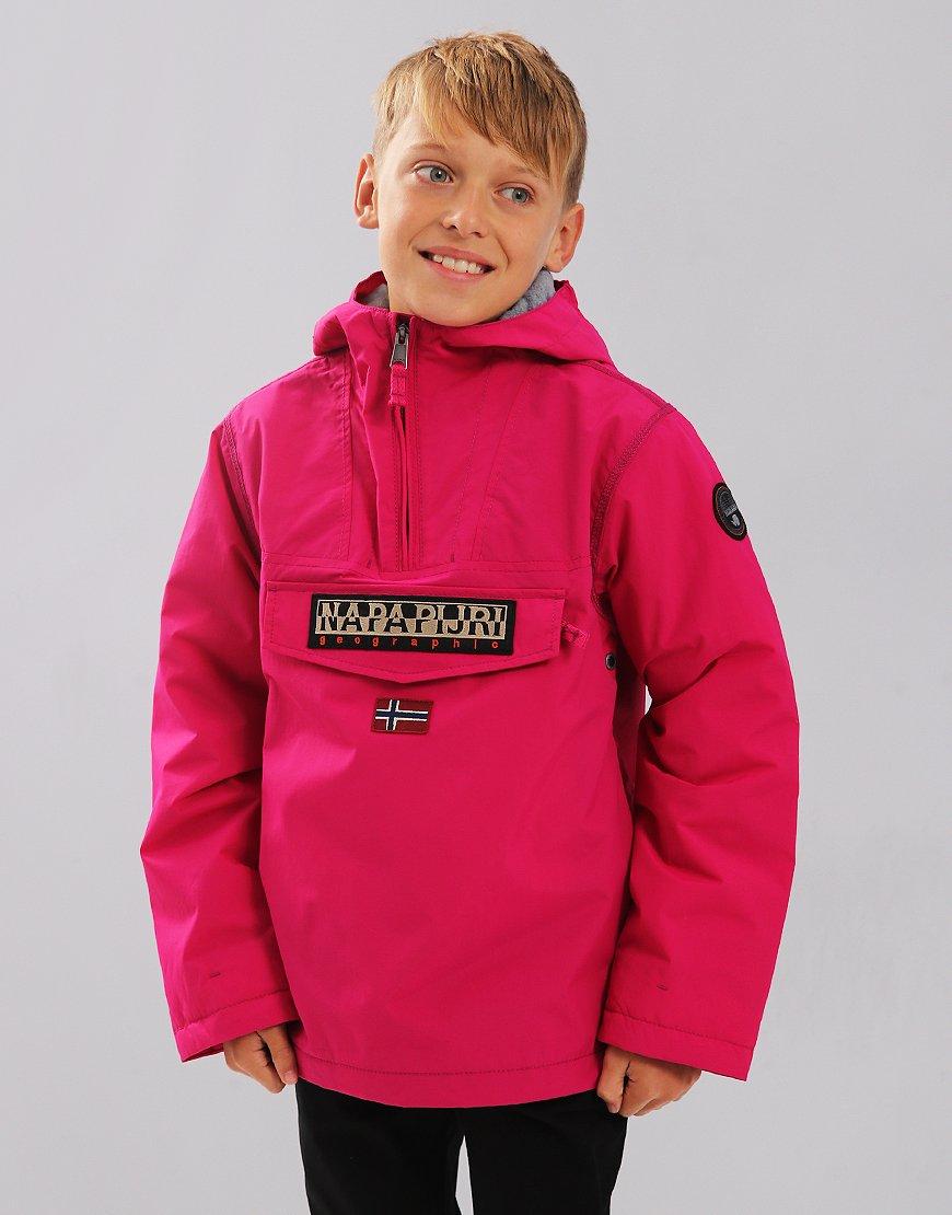 Napapijri Kids Rainforest Winter Jacket Fuchsia