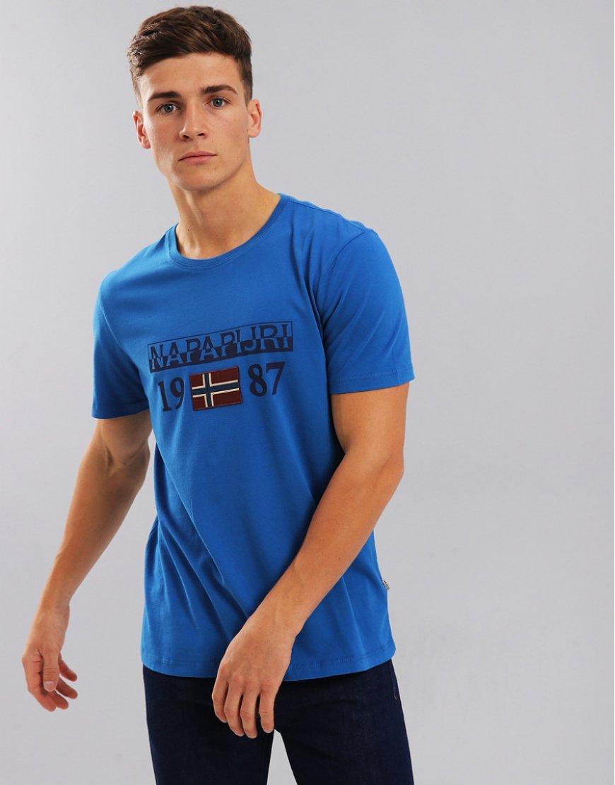 Napapijri Solin T-Shirt Plastic