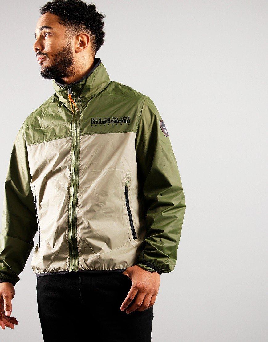 Napapijri Arino Jacket  Cypress Green