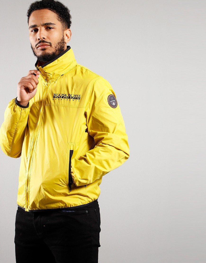 Napapijri Arino Jacket  Yellow
