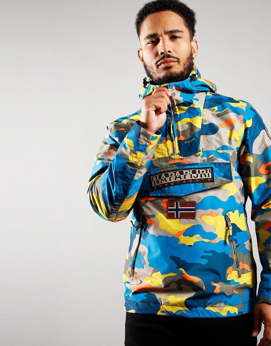 Napapijri Rainforest S Print 2 Jacket Multi Camo
