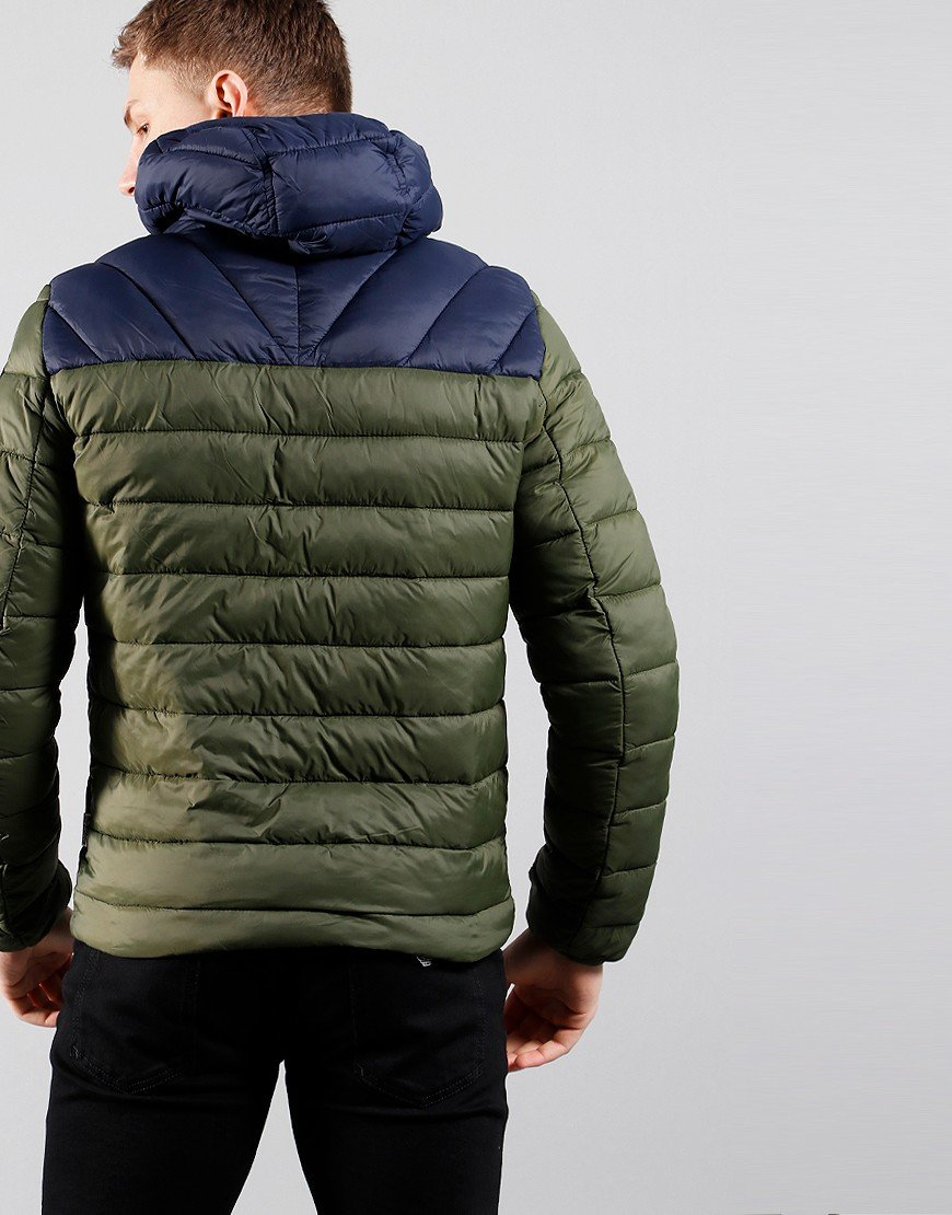 Napapijri Aerons CB Puffer Jacket Green Depths