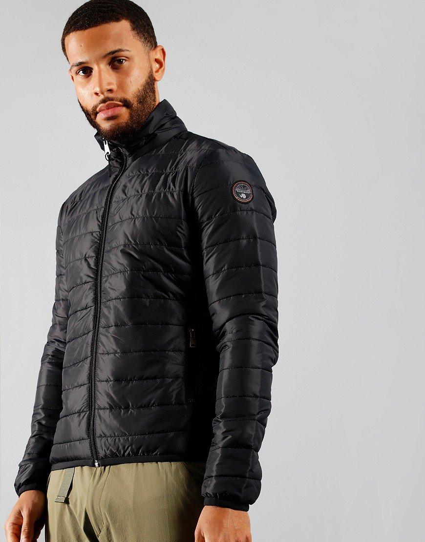 Napapijri Alcamar 3 Puffer Jacket Black
