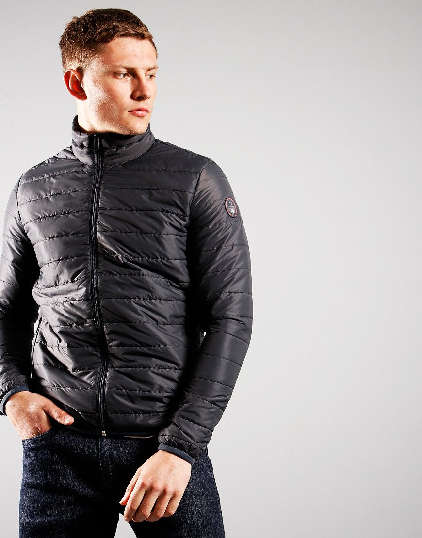 Napapijri Alcamar 4 Jacket Dark Grey Solid