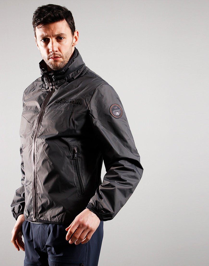 Napapijri Arino Jacket Dark Grey Solid