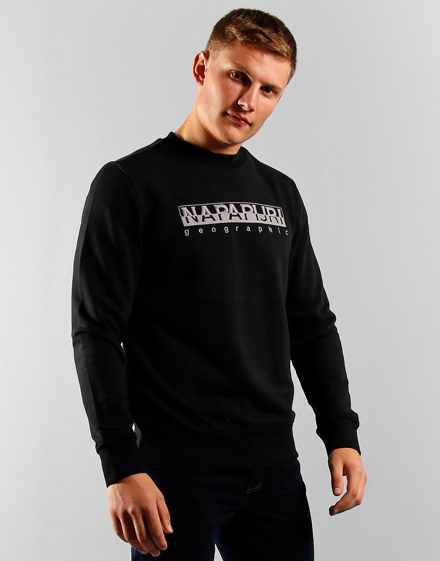 Napapijri Bebel Crew Sweat Black