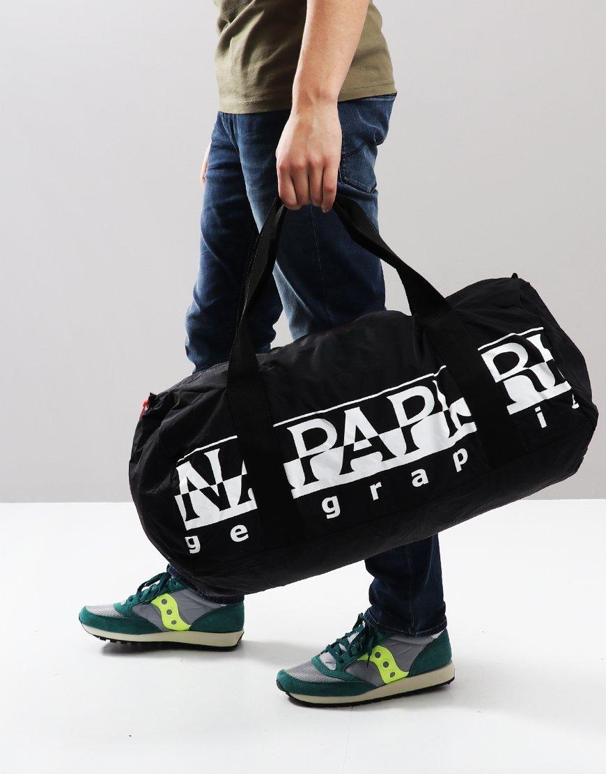 Napapijri Hack Packable Duffle Black