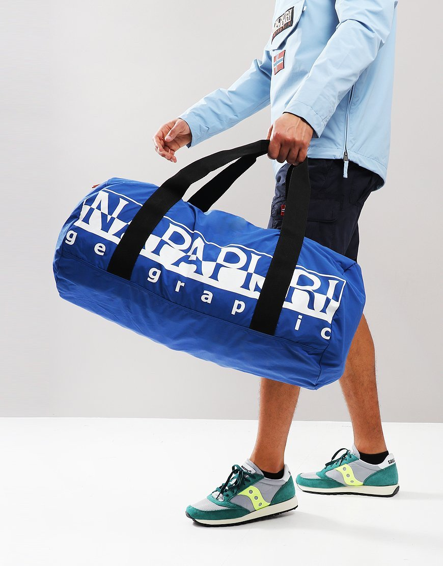 Napapijri Hack Packable Duffle Ultramarine Blue
