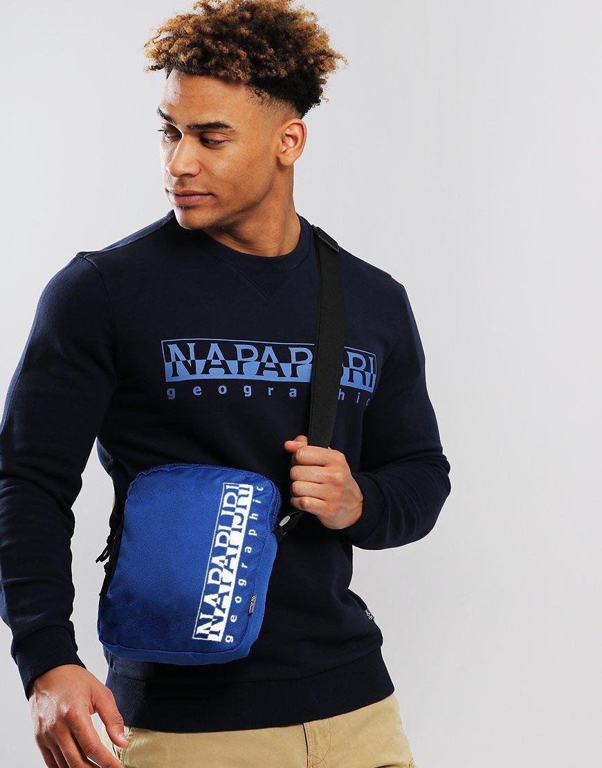 Napapijri Happy Crossbody Bag Ultramarine Blue
