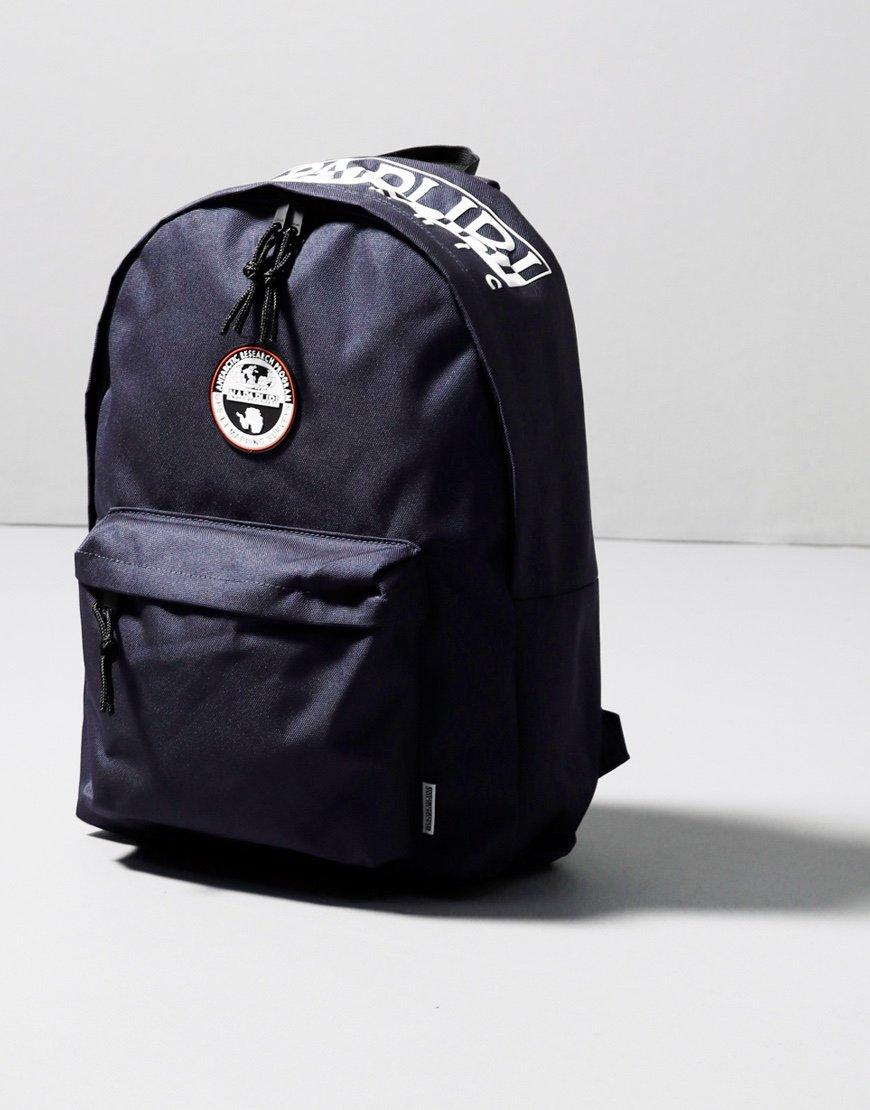 Napapijri Happy Daypack Backpack Blu Marine