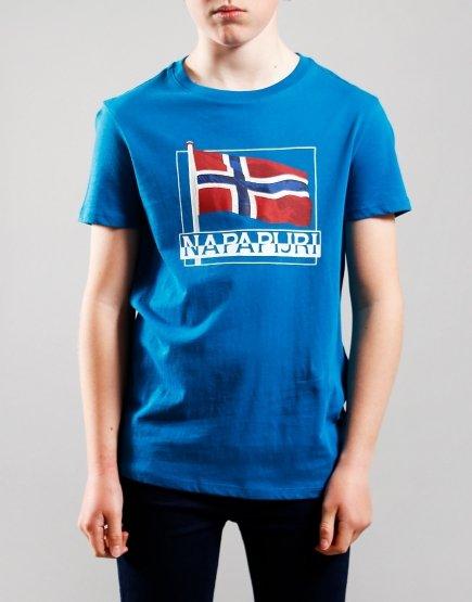 Napapijri Kids Seji T-Shirt Mykonos