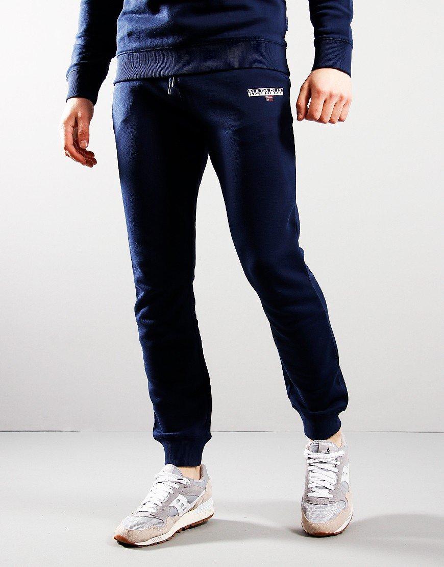 Napapijri M-Ice Sweat Pants Medieval Blue