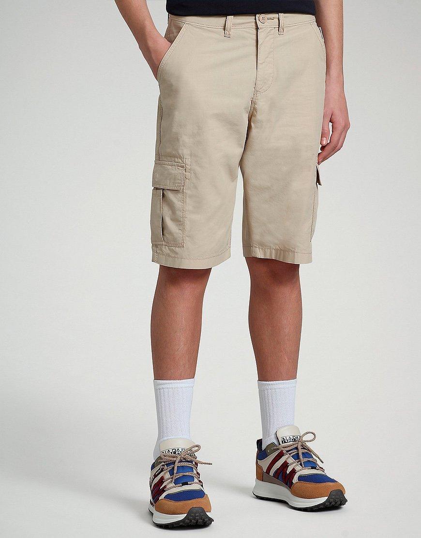 Napapijri Kids Noto 3 Shorts Mineral Beige