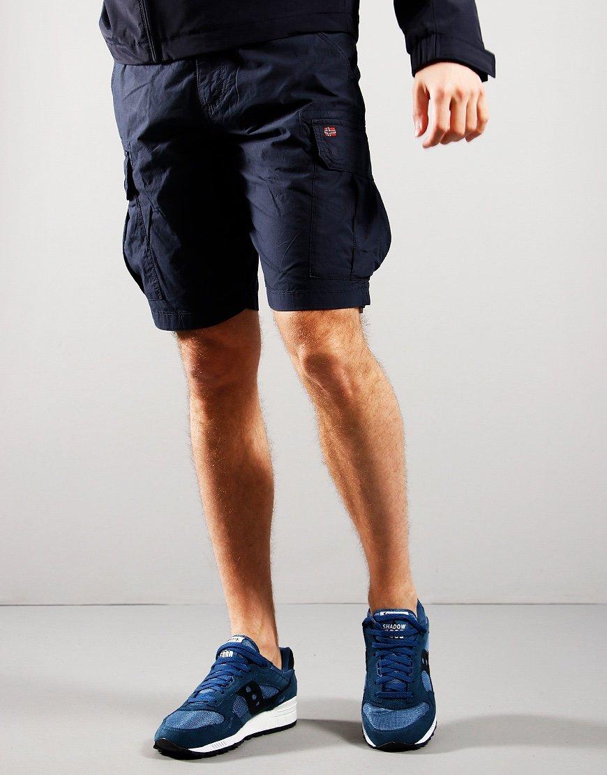 Napapijri Noto 4 Bermuda Shorts Blue Marine