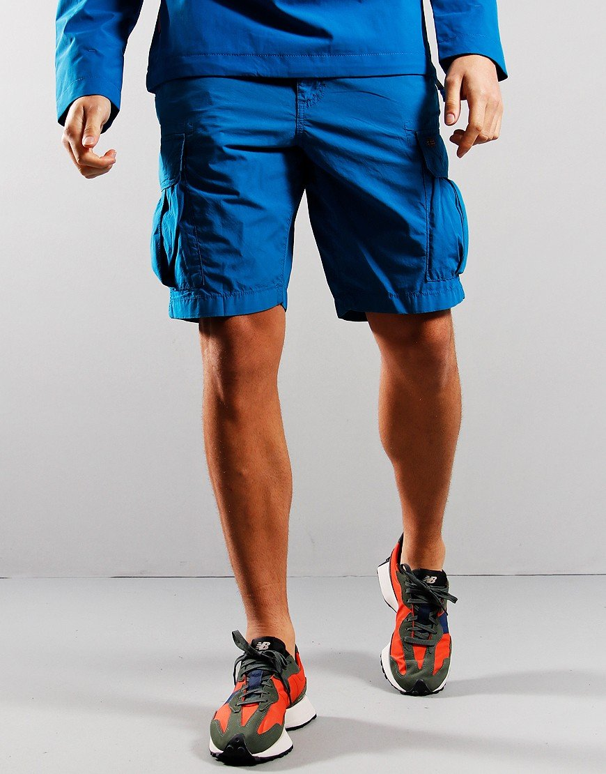 Napapijri Noto 4 Bermuda Shorts Mykonos