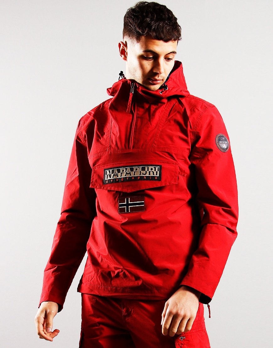 Napapijri Rainforest Summer 2 Jacket Old Red