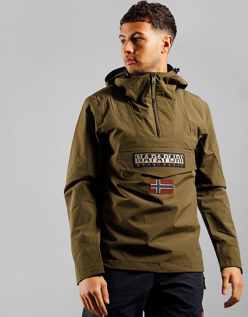 Napapijri Rainforest Summer Jacket Green Way