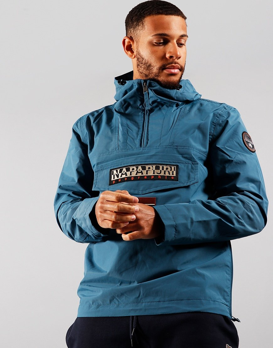 Napapijri Rainforest Summer Jacket Mellard Blue