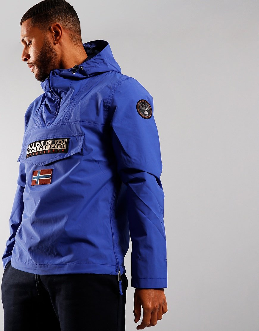 Napapijri Rainforest Summer Jacket Ultramarine
