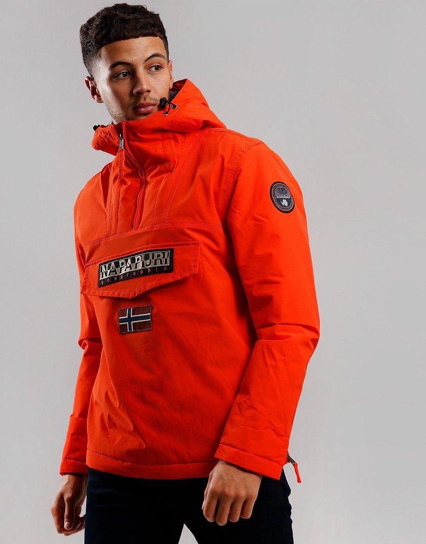 Napapijri Rainforest Winter Jacket Orangeade