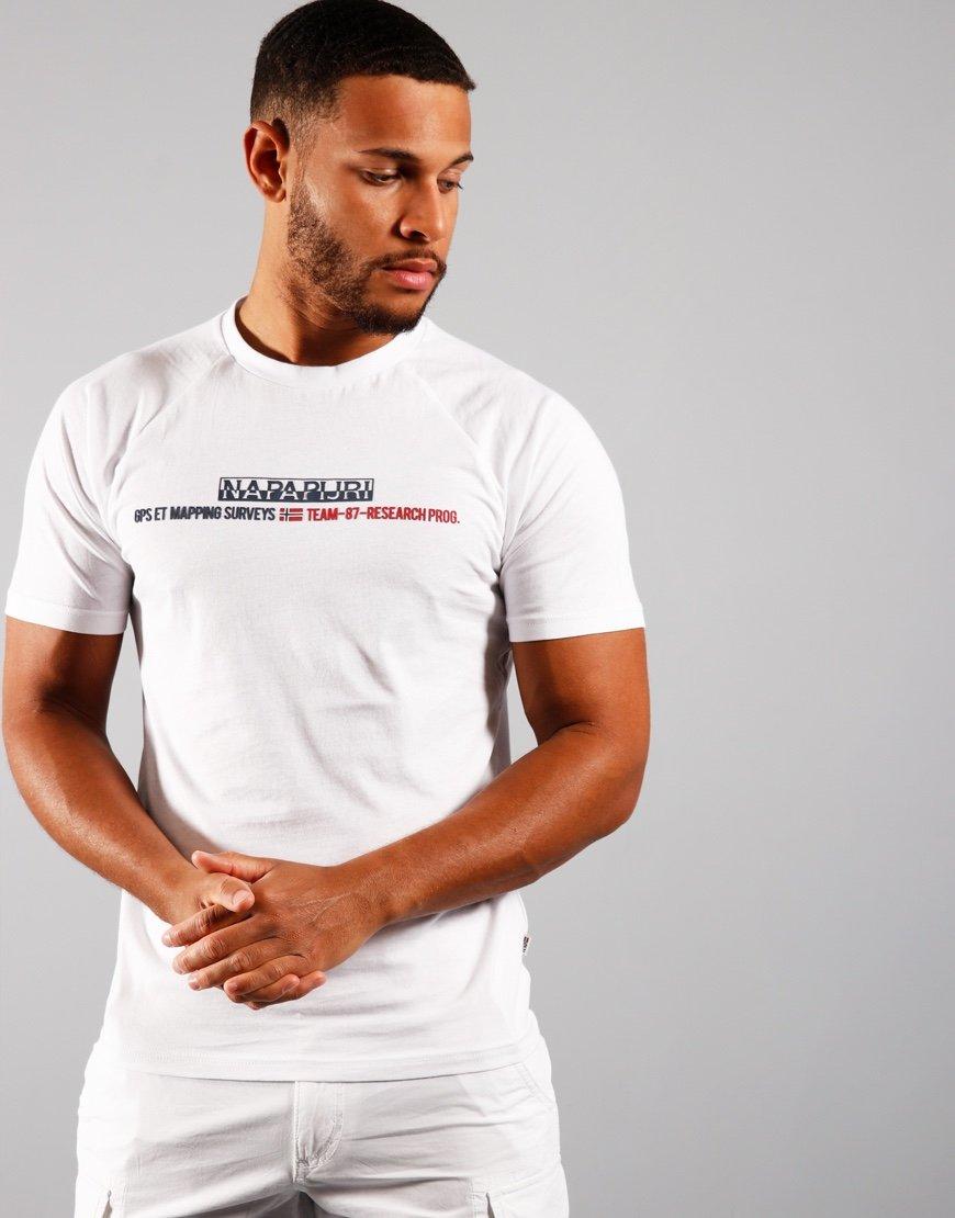 Napapijri Sastia T-shirt Bright White