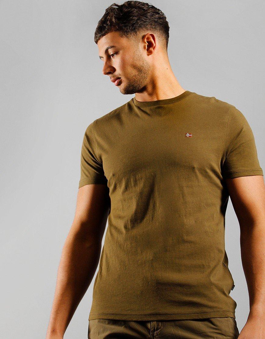 Napapijri Selios 2 T-shirt Green Way