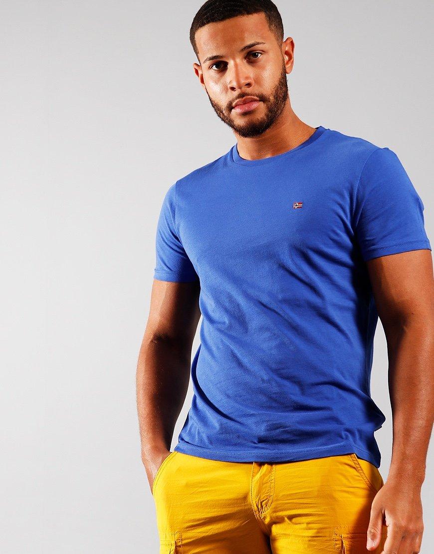 Napapijri Selios 2 T-shirt Ultramarine