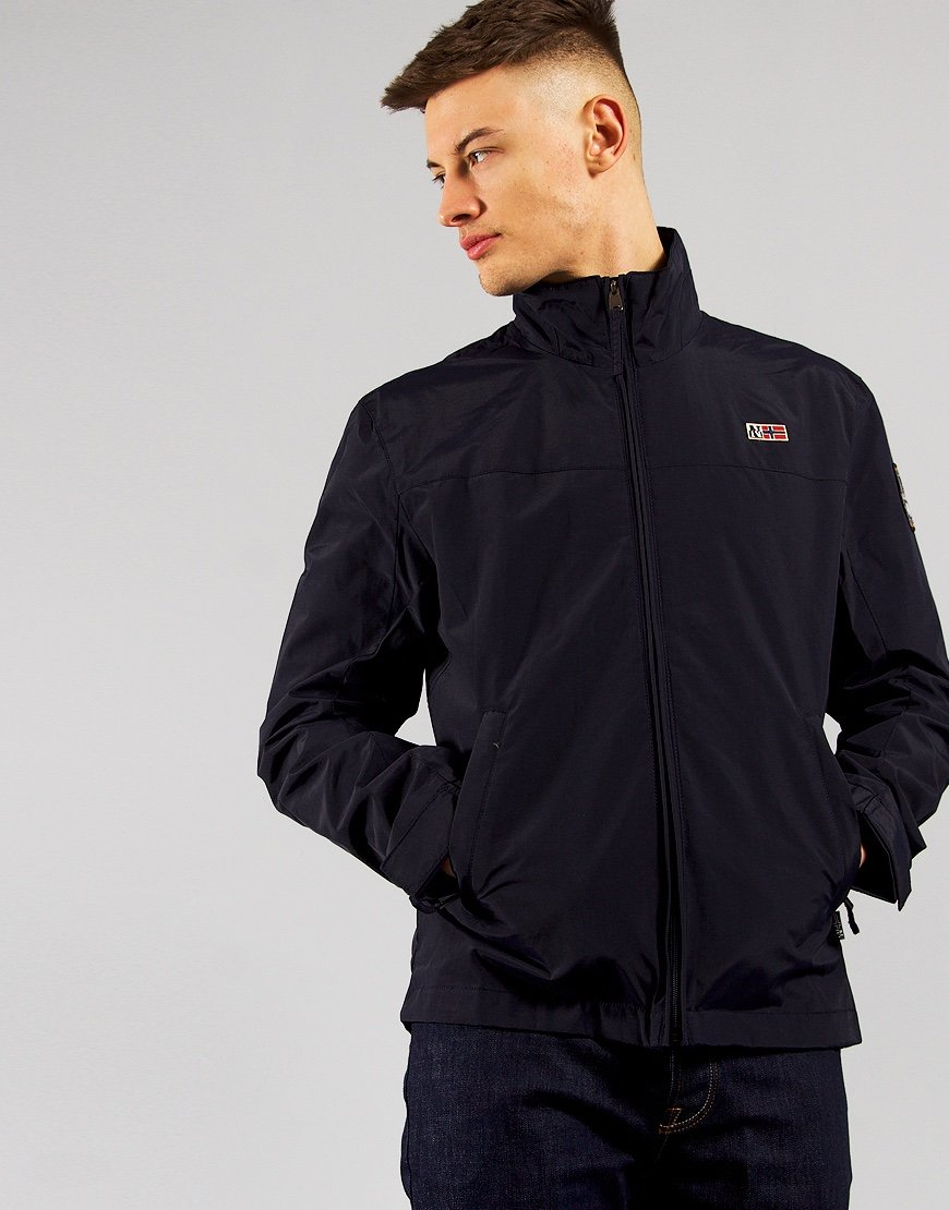 Napapijri Shelter 3 Jacket Blu Marine