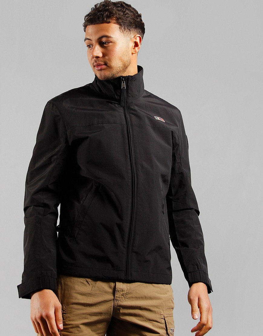 Napapijri Shelter 3 Jacket Black