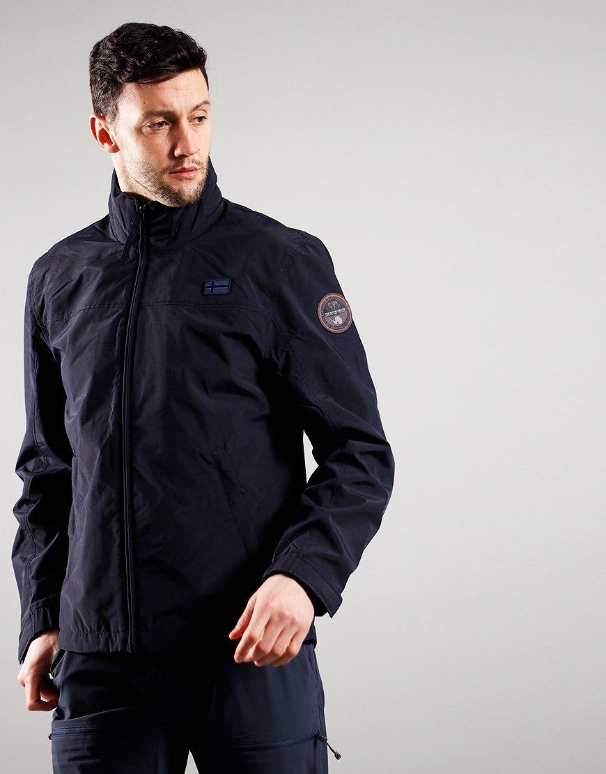 Napapijri Shelter 4 Jacket Blue Marine