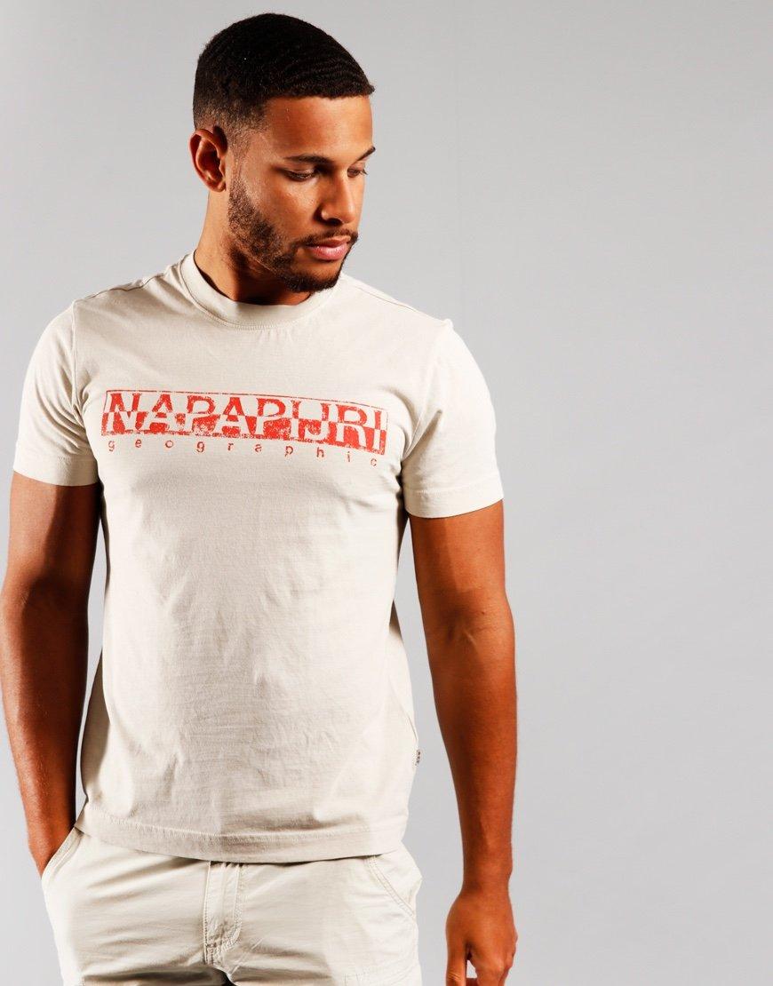 Napapijri Solanos T-shirt  Dove