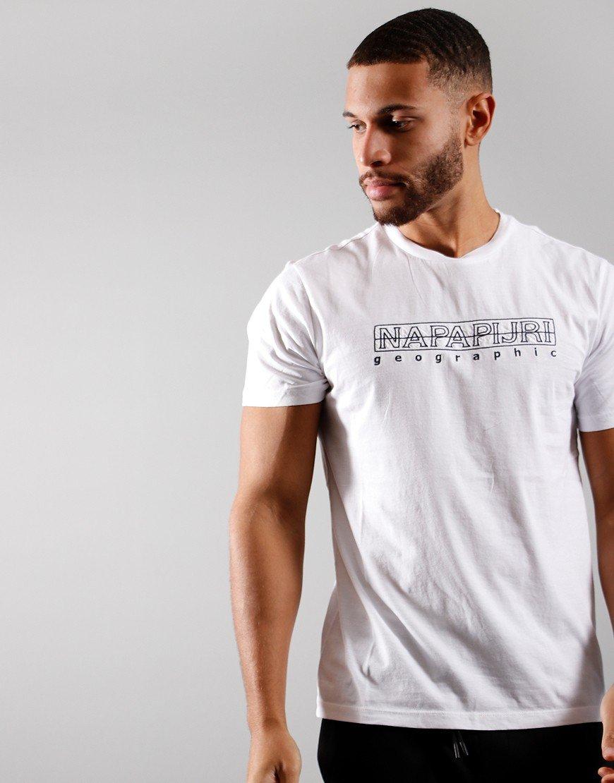 Napapijri Sebel T-Shirt Bright White