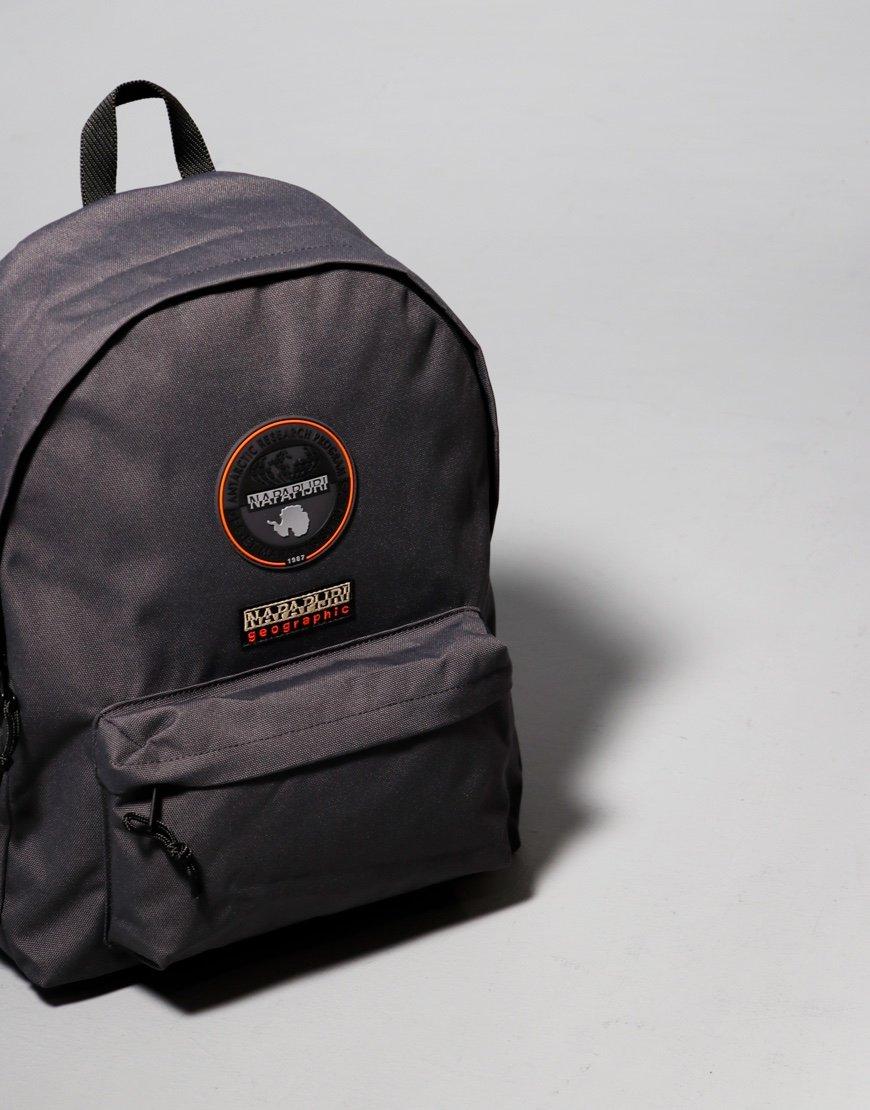 Napapijri Voyage 2 Backpack Dark Grey