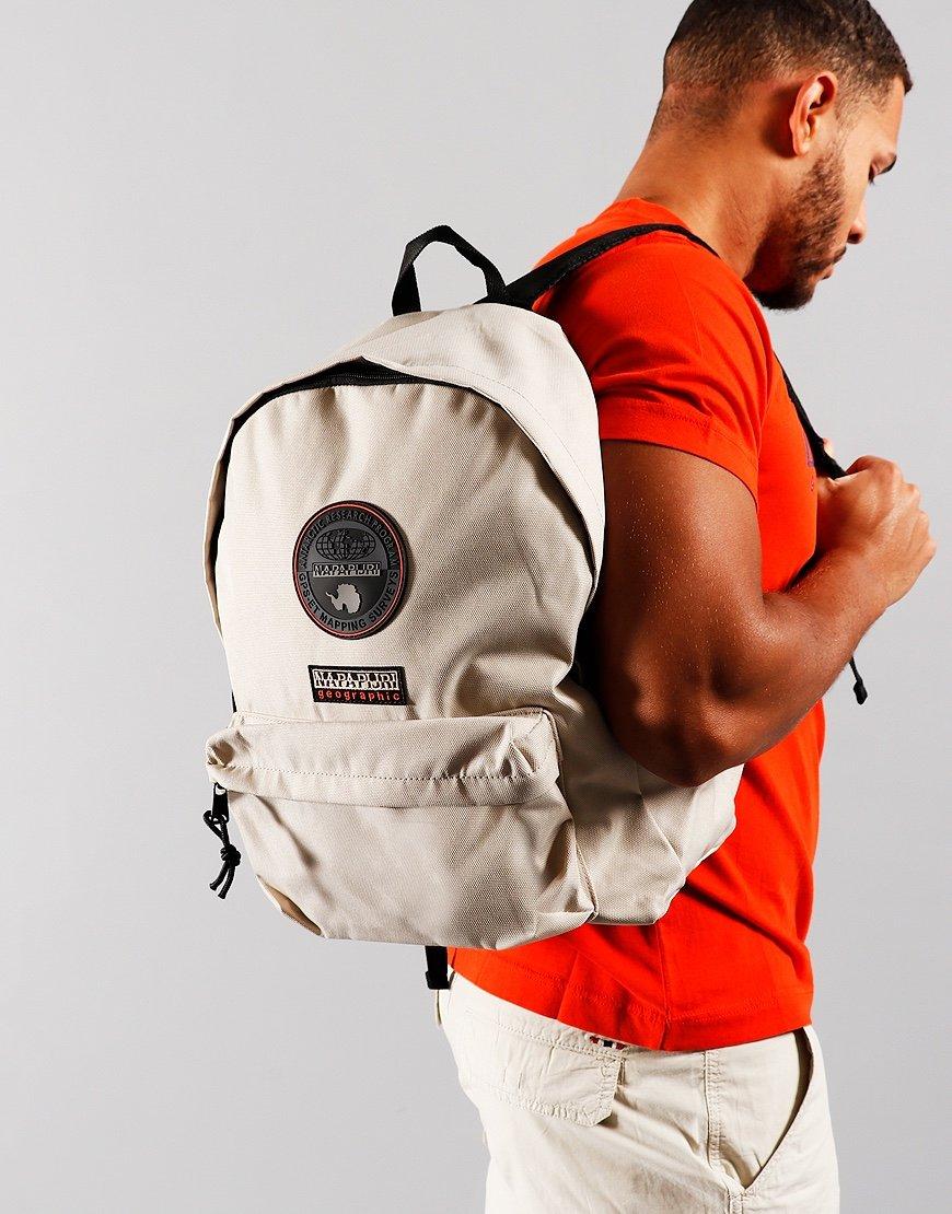Napapijri Voyage Backpack  Dove Grey