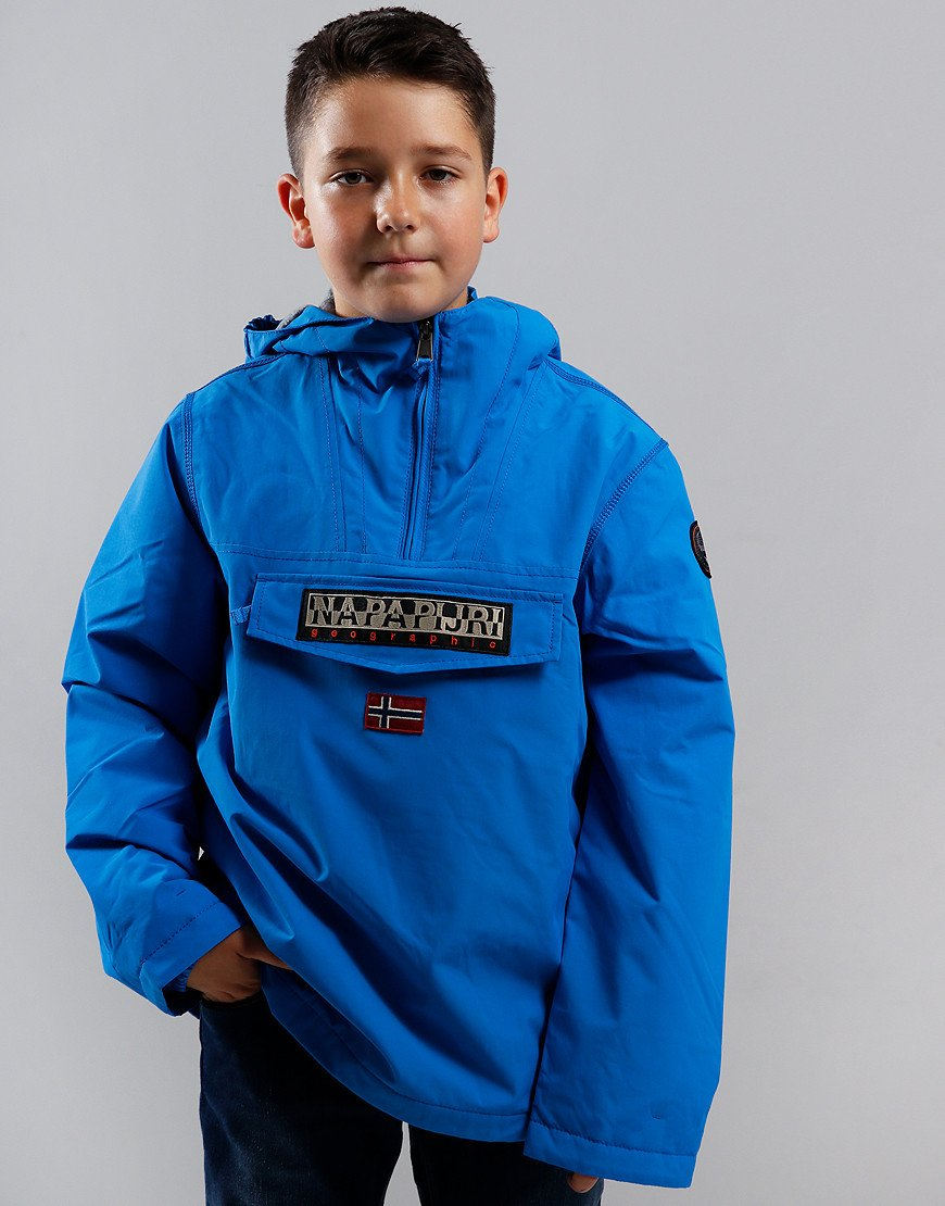 Napapijri Kids Rainforest Winter Jacket French Blue