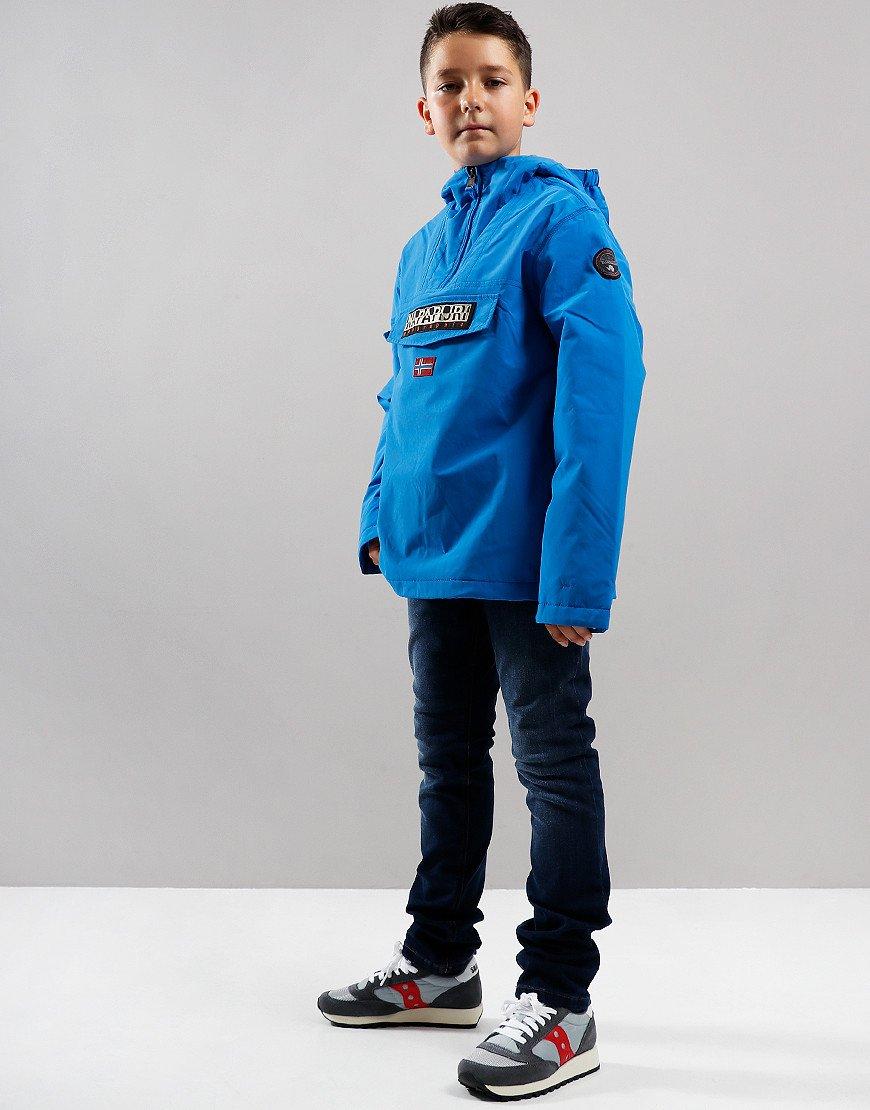 Napapijri Kids Rainforest Winter Jacket French Blue