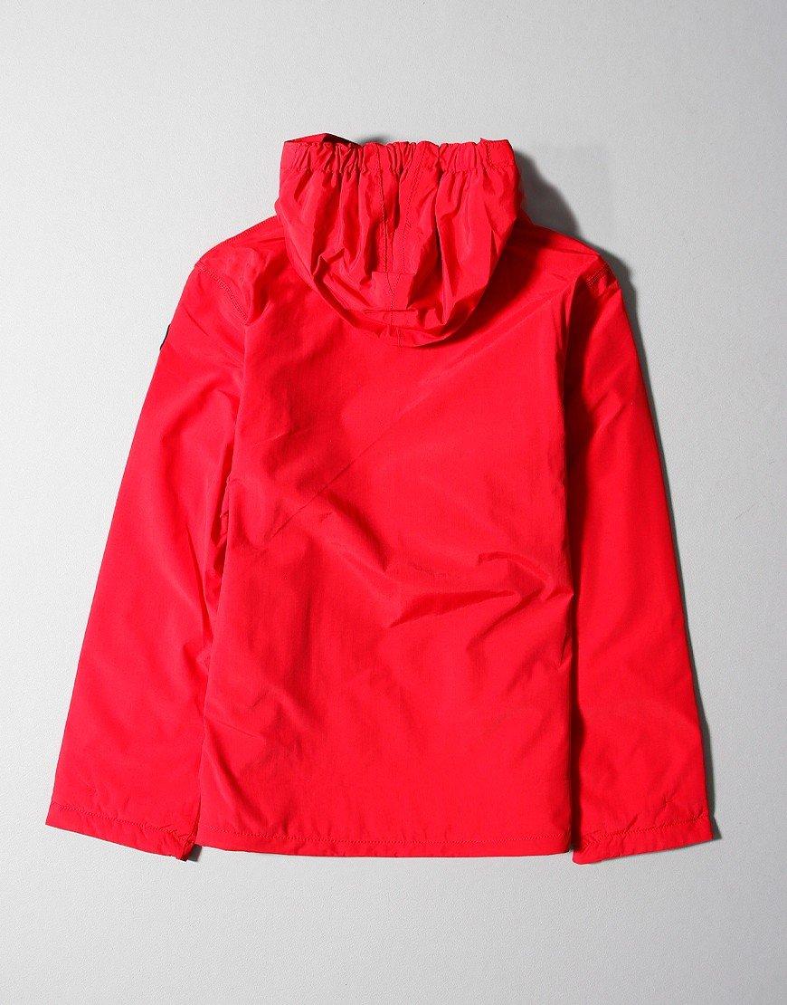 Napapijri Kids Rainforest Jacket Red Tango