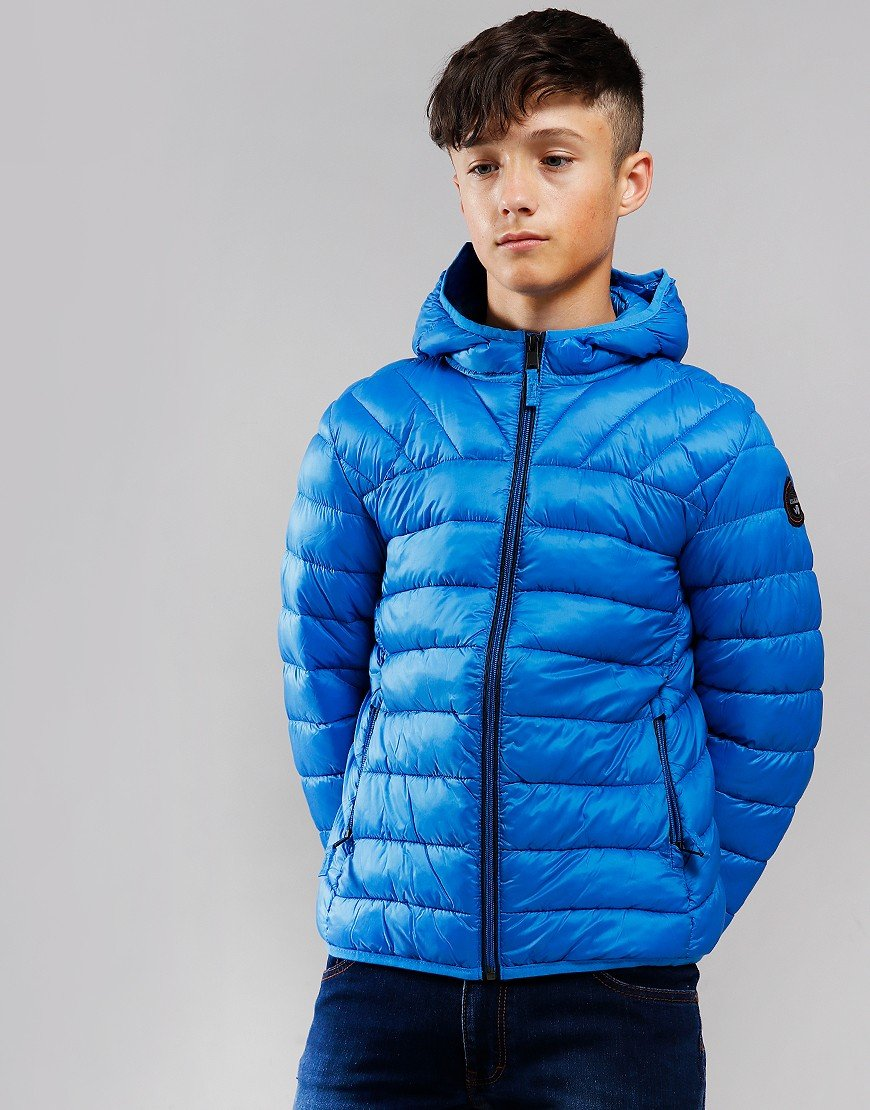 Napapijri Kids Aerons Jacket French Blue