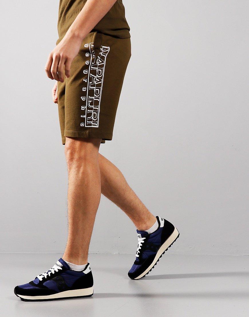 Napapijri Kids Noli Sweat Shorts Green Way