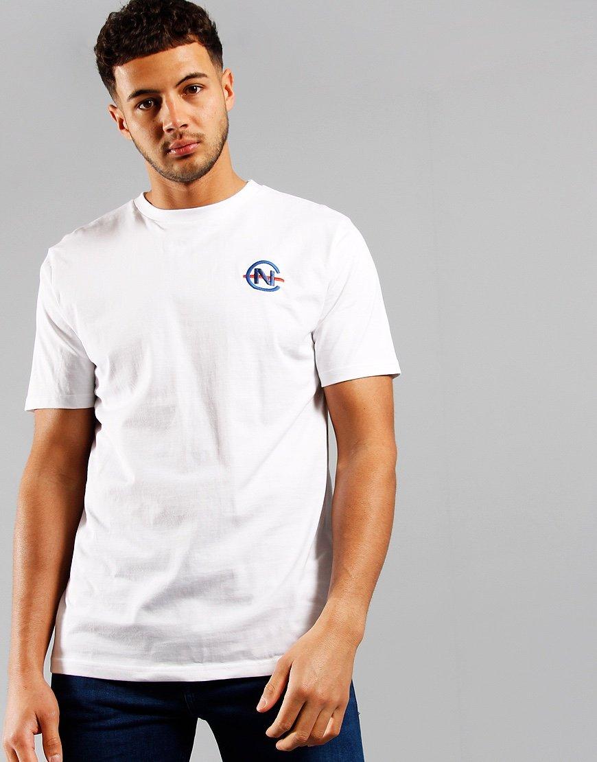 Nautica Competition Bernard T-shirt White