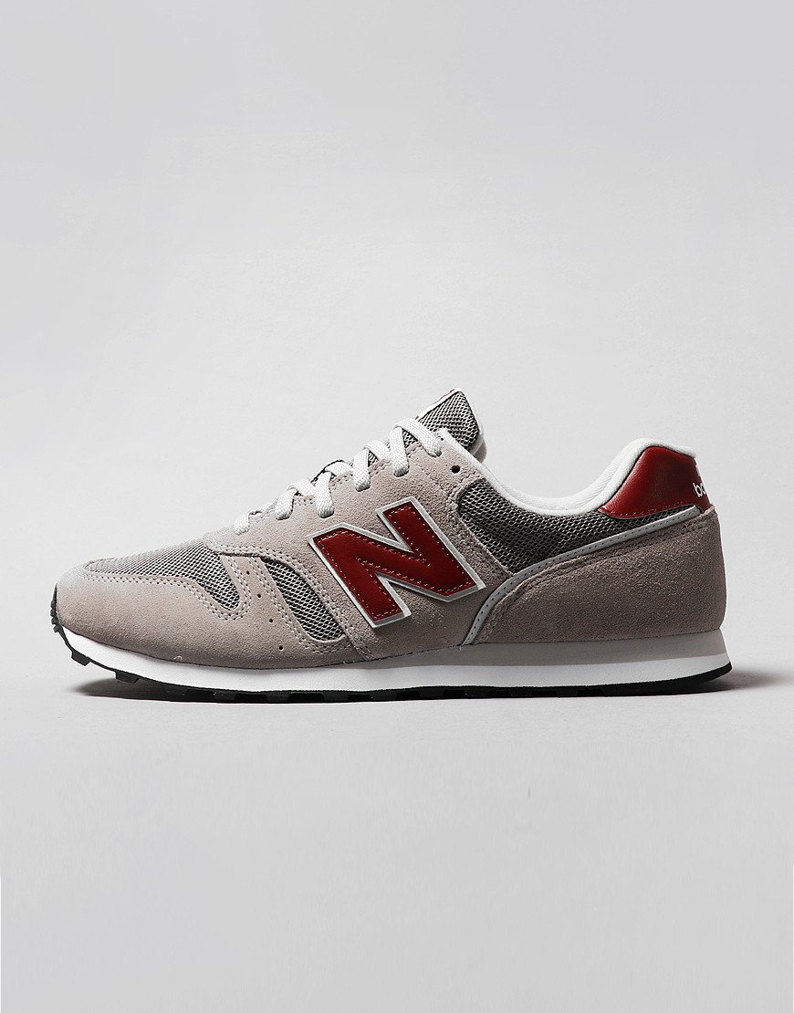 New Balance 373 Sneakers Marblehead/Burgundy