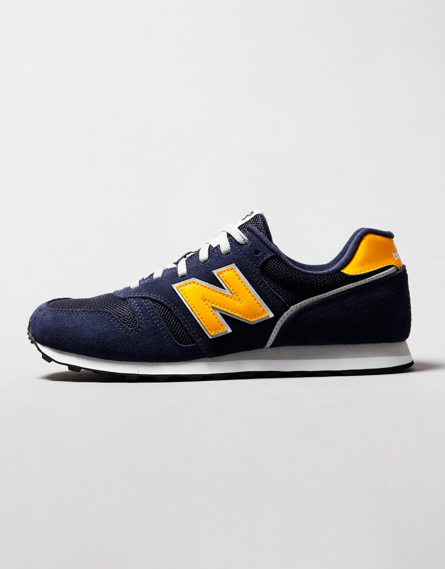 New Balance 373 Sneakers Pigment/Gold