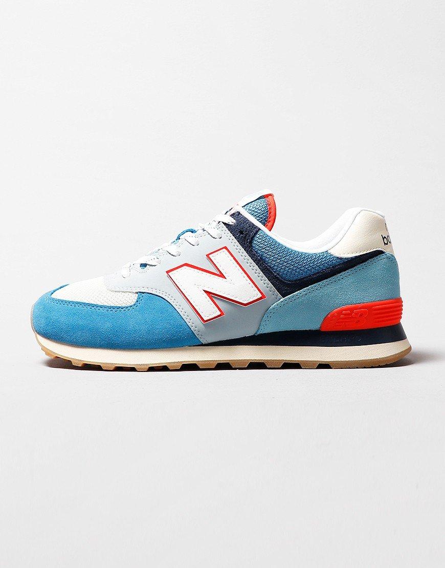 New Balance ML574SOS Sneakers Mako Blue