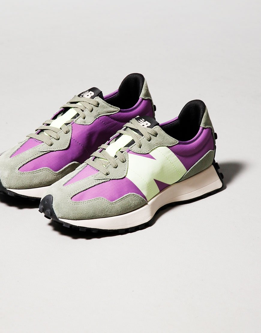 New Balance 327 Trainers Sour Grape