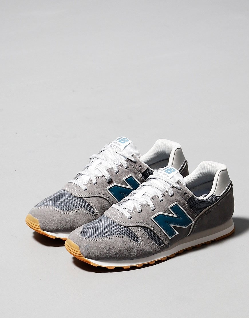 New Balance 373 Sneakers Gunmetal/Stream