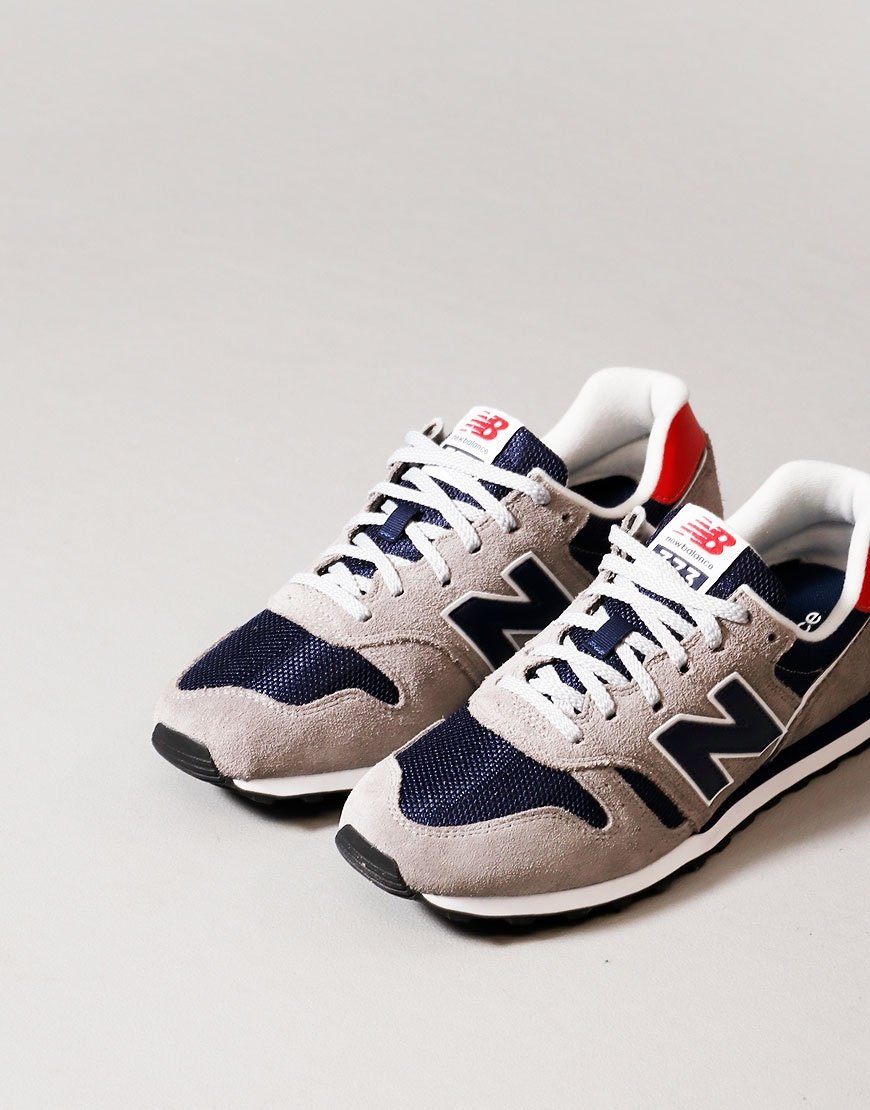 New Balance 373 Trainers Grey/Navy