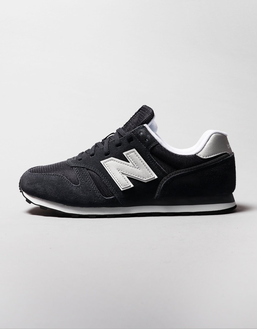 New Balance 373 Sneakers Outerspace/White