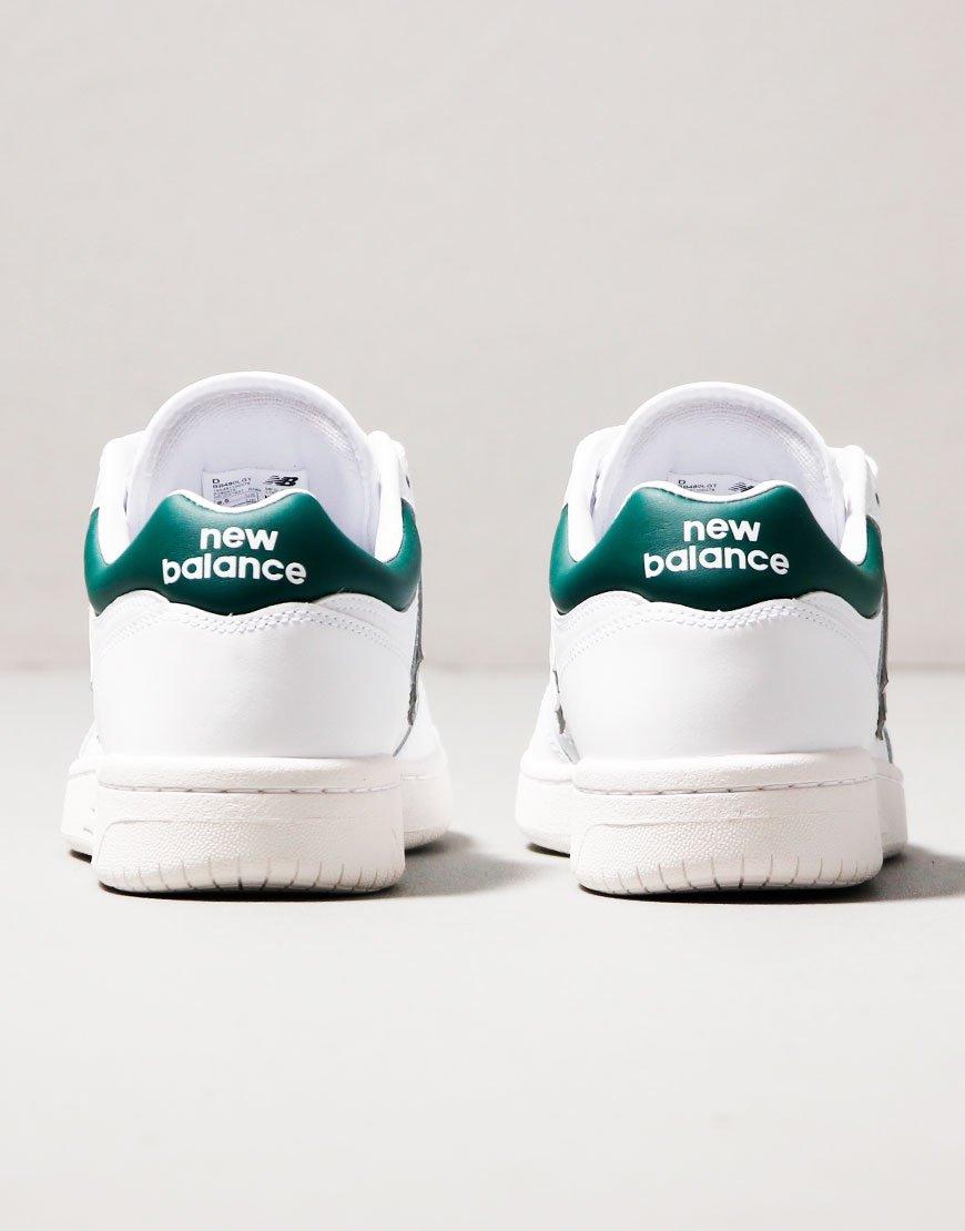 New Balance 480 Trainers White/Timberwolf